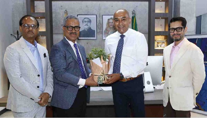 IMF keen to work closely for Bangladesh's RMG sector's development