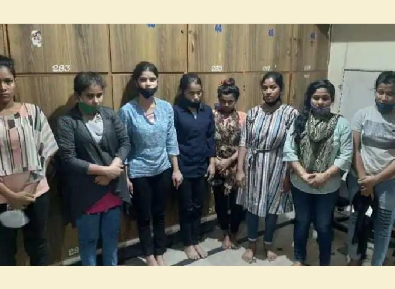 No let-up in women trafficking