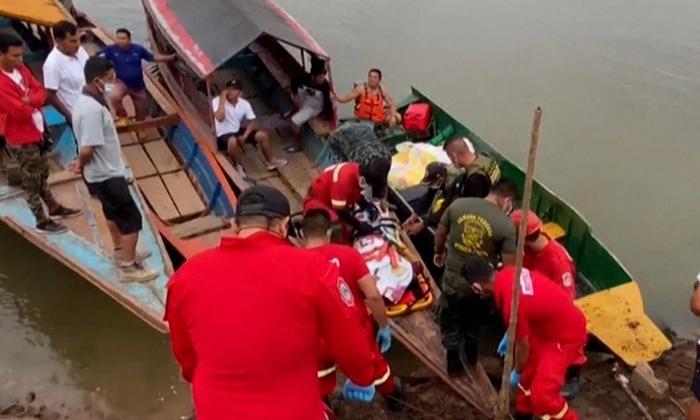 At least 11 killed in Peru river accident