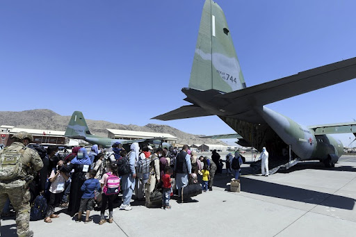 Rockets fly in Kabul as US evacuations wind down