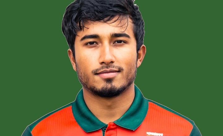 Afif declared fit to play first T20 game