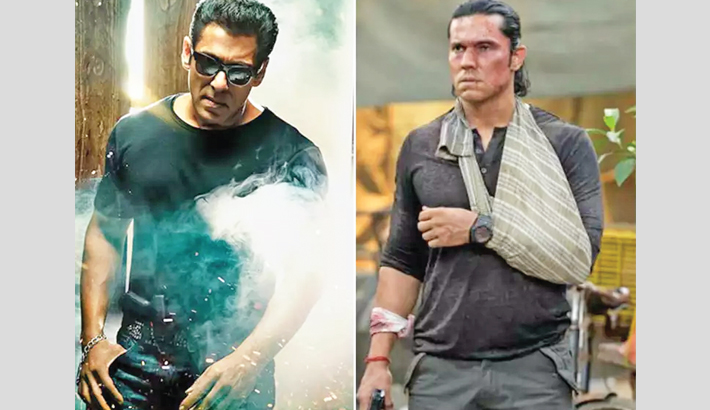 Salman, Randeep on their characters in 'Radhe'