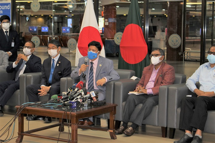 Japan completes delivery of 3 million AstraZeneca vaccines