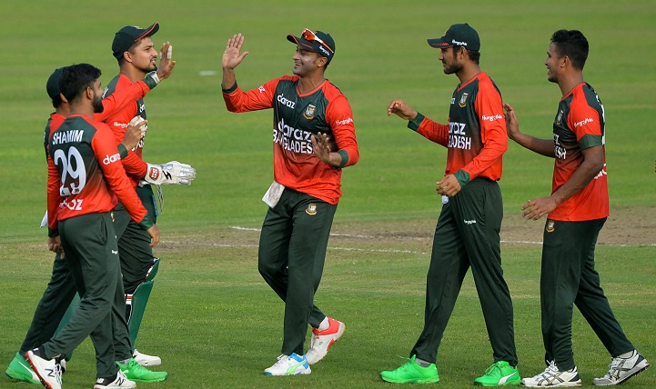 Bangladesh restrict New Zealand to their lowest T20I total