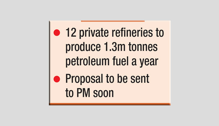Govt may import condensate for private refineries
