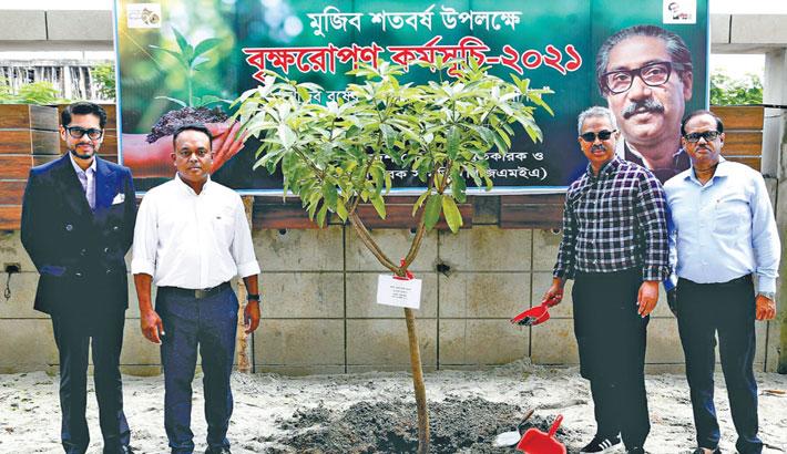 BGMEA's tree plantation programme concludes