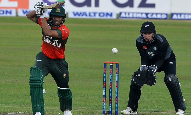 Shakib shines in Bangladesh's first T20 win over New Zealand