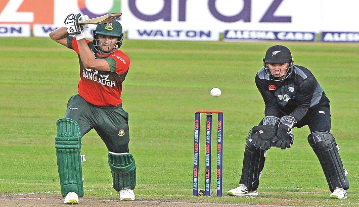 Singles and doubles key to success in Mirpur: Shakib