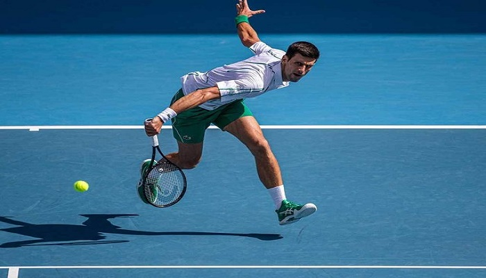 Djokovic launches Slam quest with US Open win