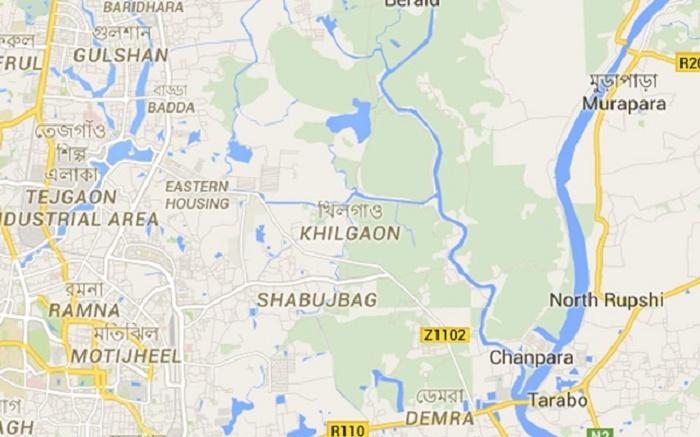 Man crushed under train in city's Khilgaon