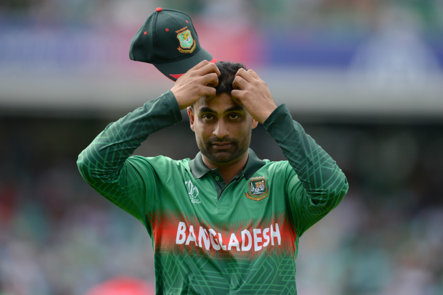 Tamim Iqbal to skip T20 World Cup, but he's not retiring