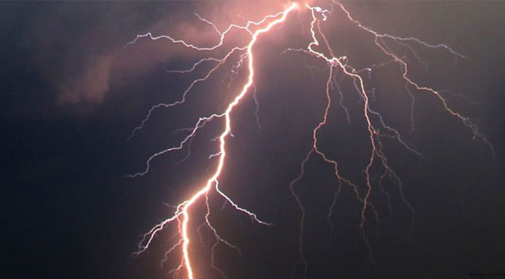 Lightning strike kills 2 Rohingyas in Cox's Bazar