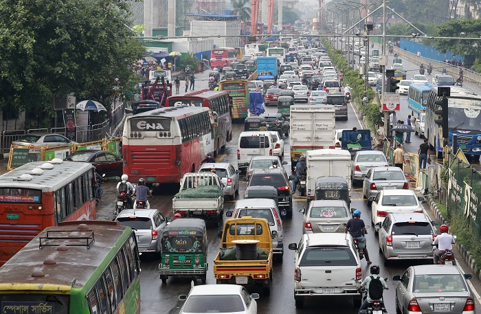 Gridlock chokes capital