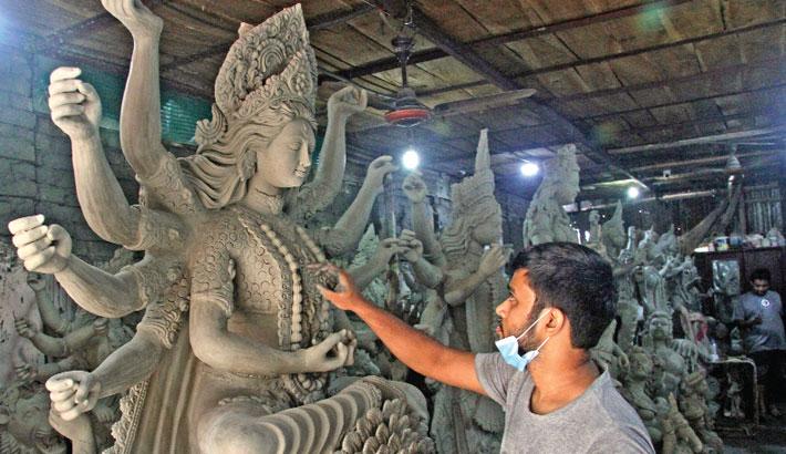 Durga Puja Nearing...