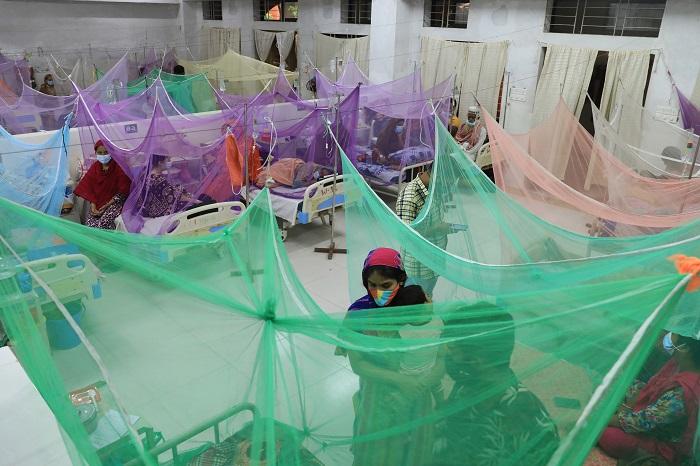Dengue Situation Worsening: Children at higher risk
