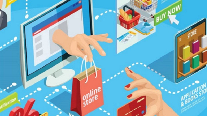E-commerce industry transformation through an industry leader's perspective