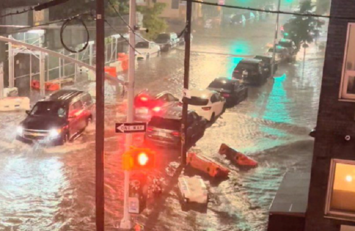 At least 9 dead in New York City after flash floods: police