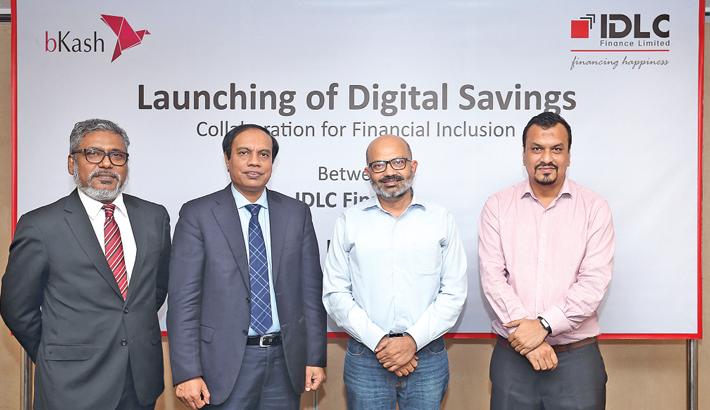 IDLC introduces first MFS-based digital savings scheme