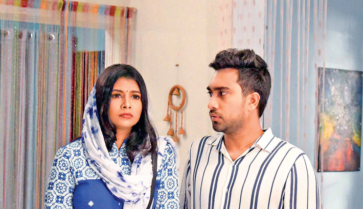 Shunte Ki Pau Tumi, a special drama, will be aired on Rtv at 08:00pm today. Written and directed by Ratan Hasan, the play stars Farhan Ahmed Jovan, Mumtaheena Toya and others.