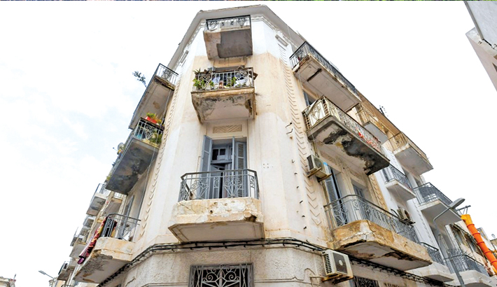 Colonial-era architectural heritage at risk in Tunis