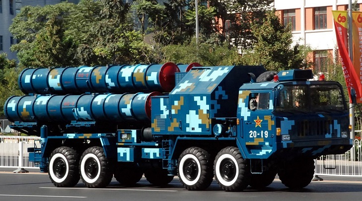 China is Pulling Ahead of Russia in Air Defense Technology