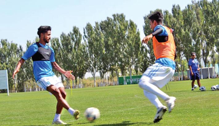 Jamie seeks improvement in ball possession