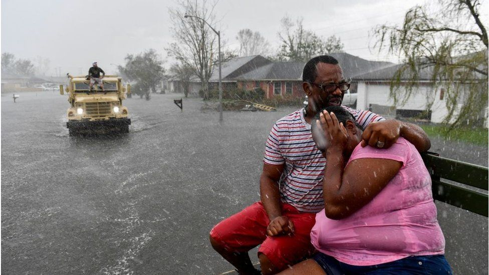 Will Hurricane Ida cause a spike in Covid-19?