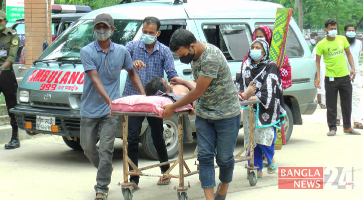 Rajshahi logs 10 more Covid deaths amid fall in cases and fatalities in country