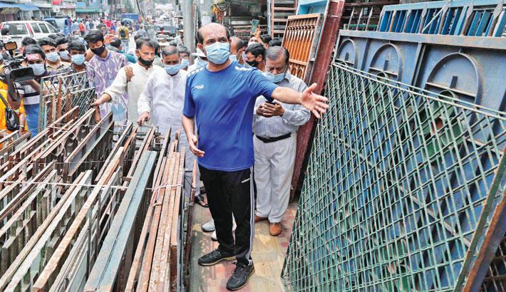 'DNCC to sue Dhaka WASA executive engineer'