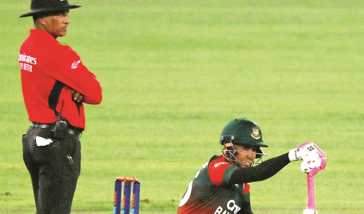 Mushfiq doesn't want to keep wicket in T20s anymore: Domingo
