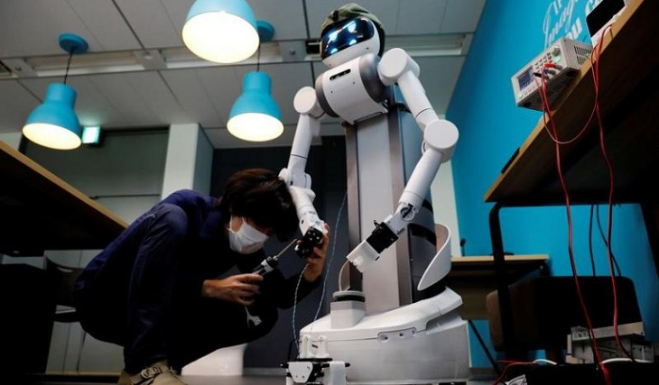 Do we need humans for that job? Automation booms after COVID