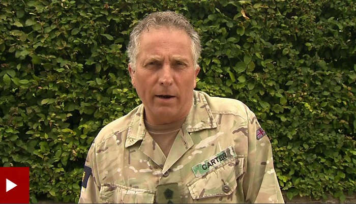 Gen Sir Nick Carter says the speed of the Taliban's takeover of Afghanistan surprised the UK