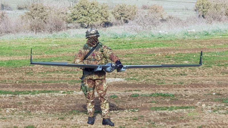 Italian drone maker under investigation after Chinese takeover