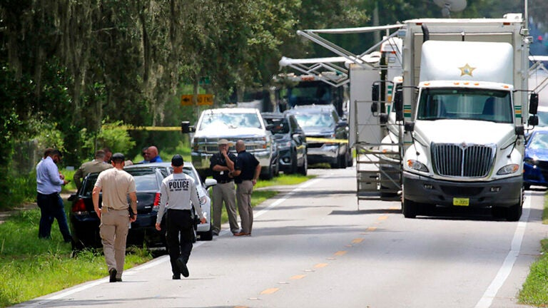 Former army sniper kills 4, including infant, in Florida shooting spree