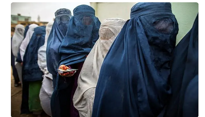 Sales of hijabs, burqas soar in Afghanistan after Taliban mandates it for education, work