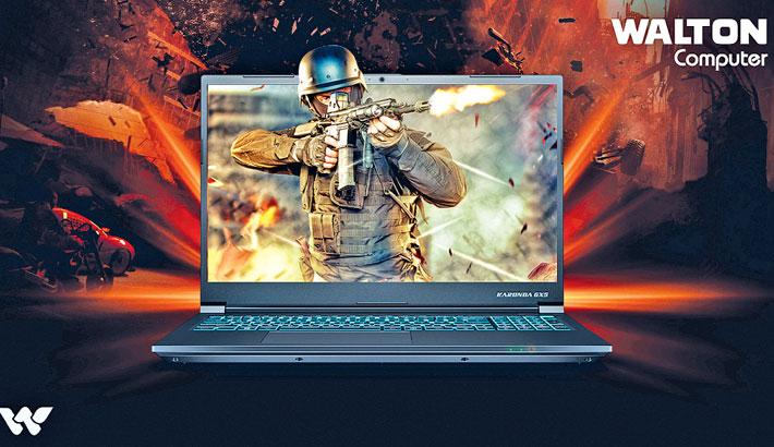 Walton launches Karonda series laptop