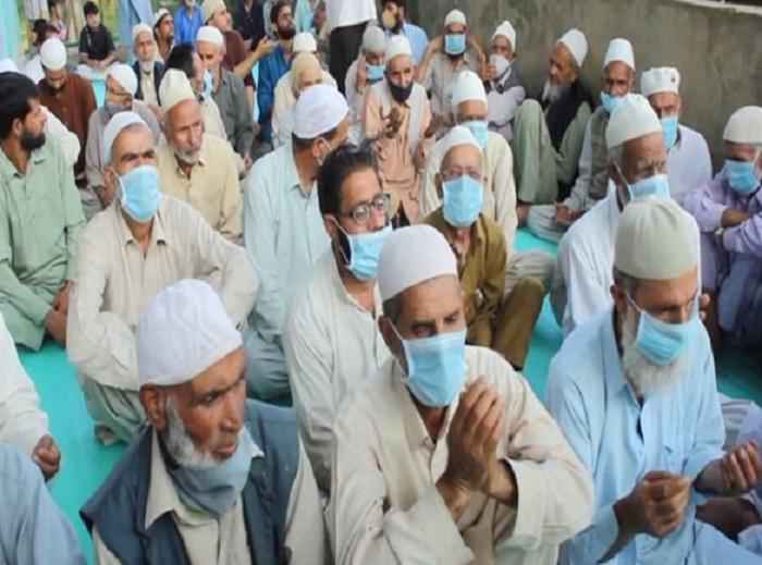 500th Urs of Sufi saint Hazrat Zoon Shah observed in J-K's Anantnag