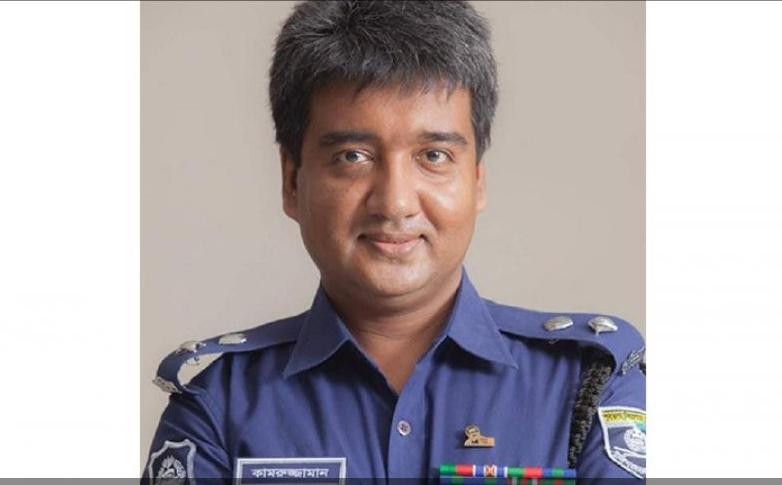 Kamruzzaman made AIG media of police