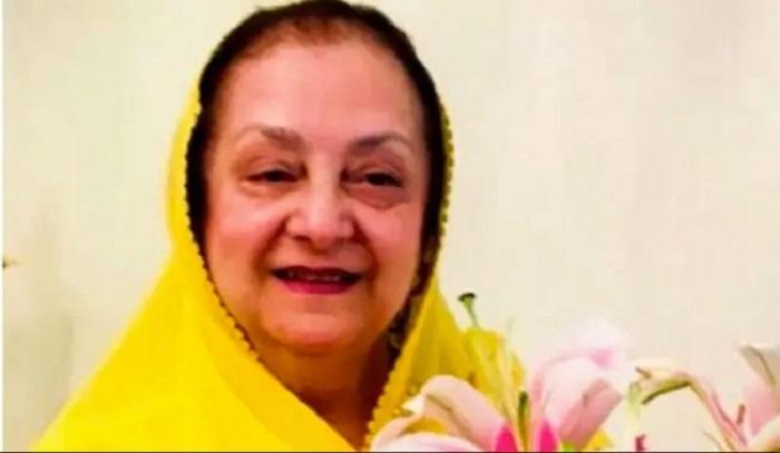Saira Banu discharged from hospital