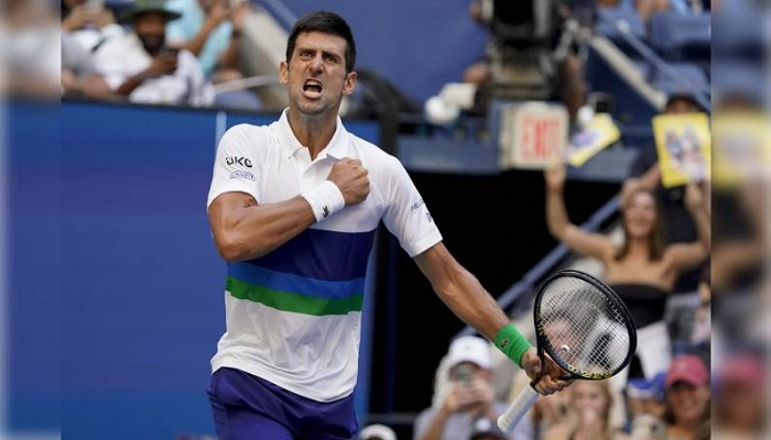 Djokovic faces US wildcard in Ashe night match at US Open