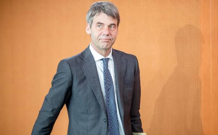 German ambassador to China dies just a few weeks into his posting