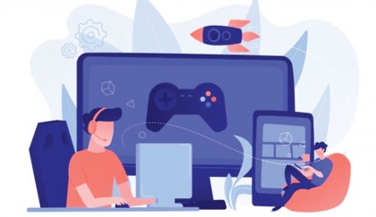 Controlling online games