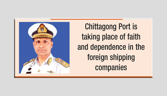 No vessel congestion at Ctg port: CPA chief