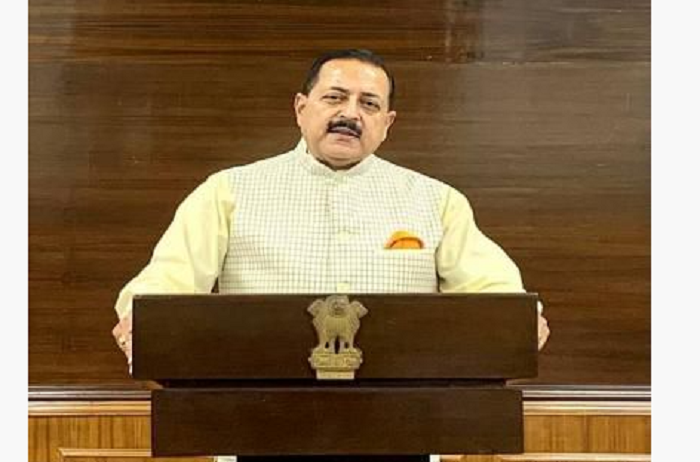 Visible change in every field in J-K after abrogation of Article 370: Jitendra Singh