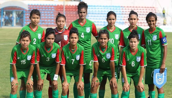 Women booters start camp in Nepal
