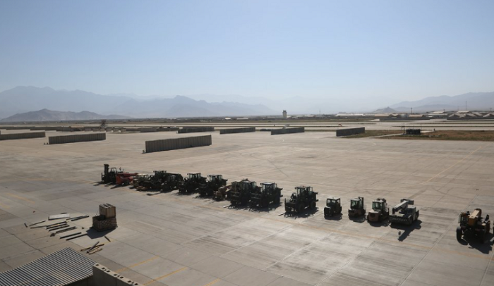 China Weighing Occupation of Former US Air Base at Bagram: Sources