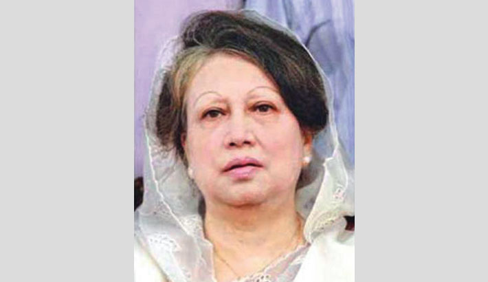 Khaleda's family applies for her release