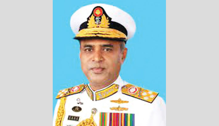 Navy Chief leaves for US to attend 24th Int'l Seapower Symposium