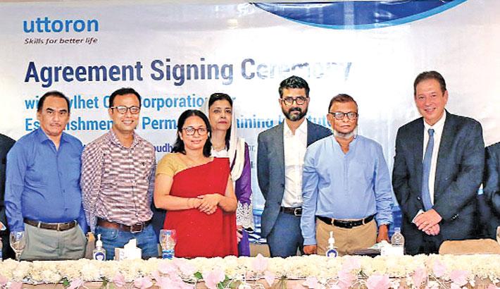 Chevron backs Sylhet youth workforce dev
