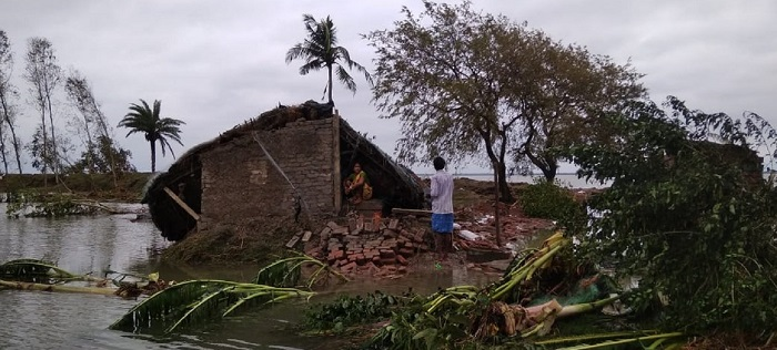 Human activity the common link between disasters around the world, says UN report